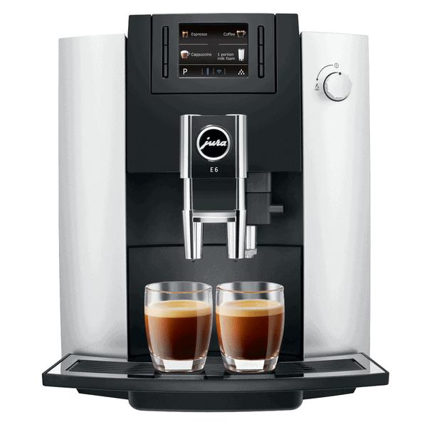 Jura e6 coffee maker review