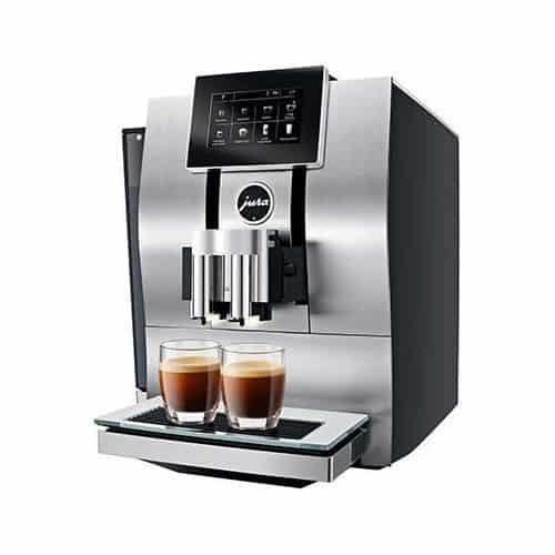 jura z8 coffee maker review