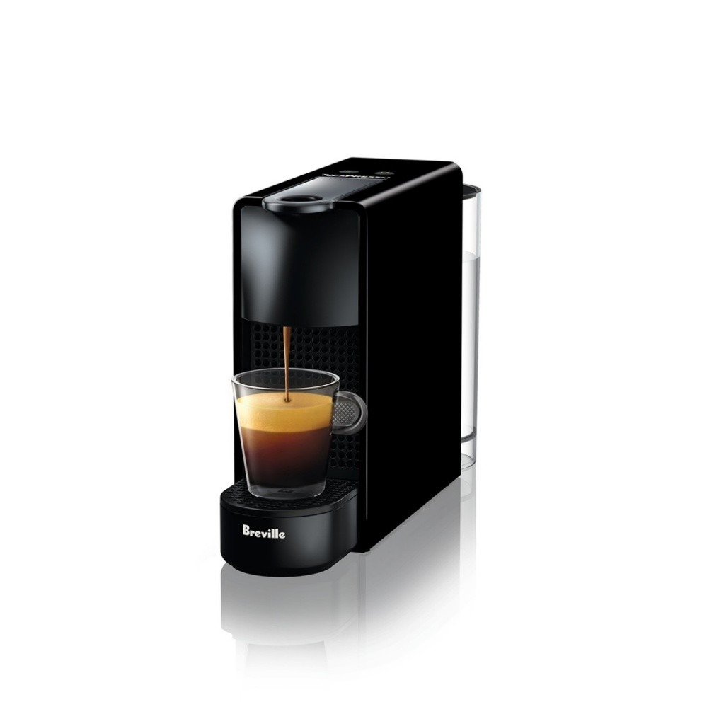 nespresso essenza breville black review