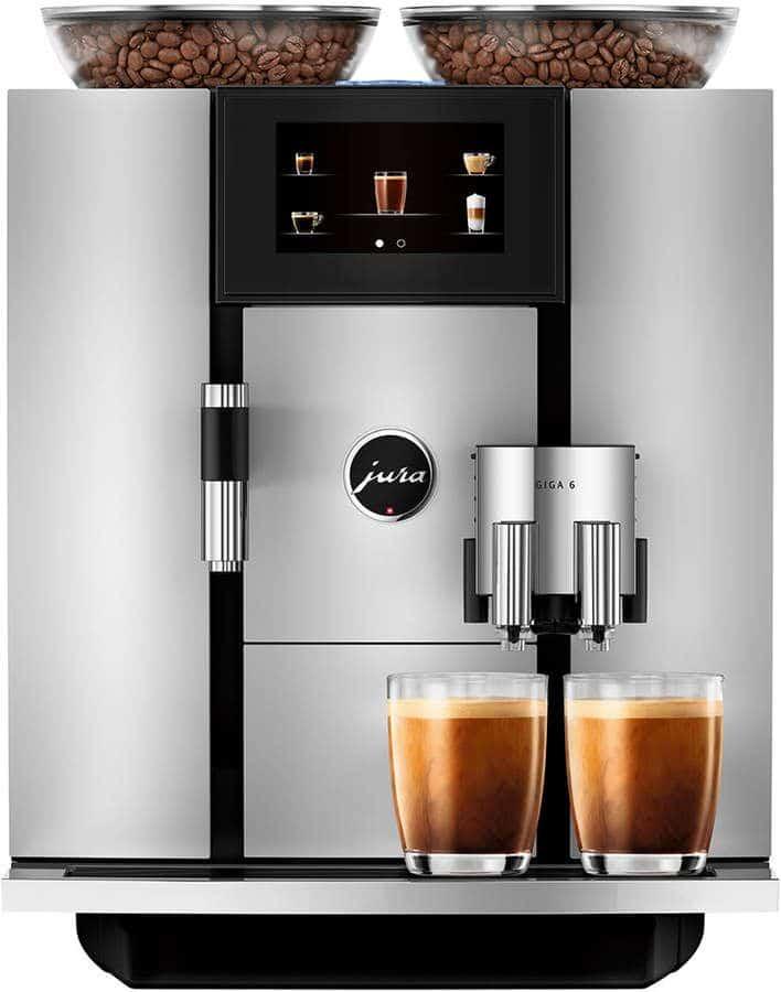 Jura GIGA 6 Coffee Machine Review (2020 Update)   CuppaBean