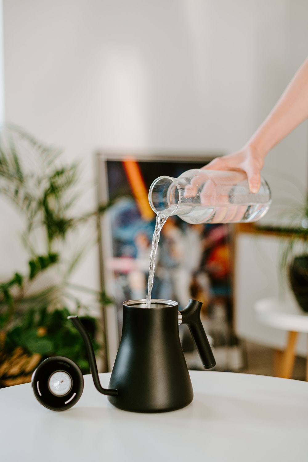 Electric Kettle Cordless