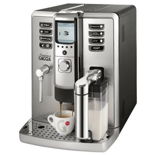 Gaggia Accademia Espresso Machine Reviews