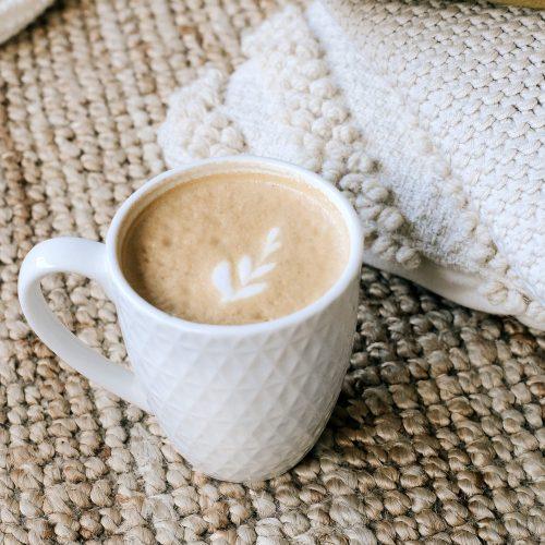 Primal Egg Yolk Coffee