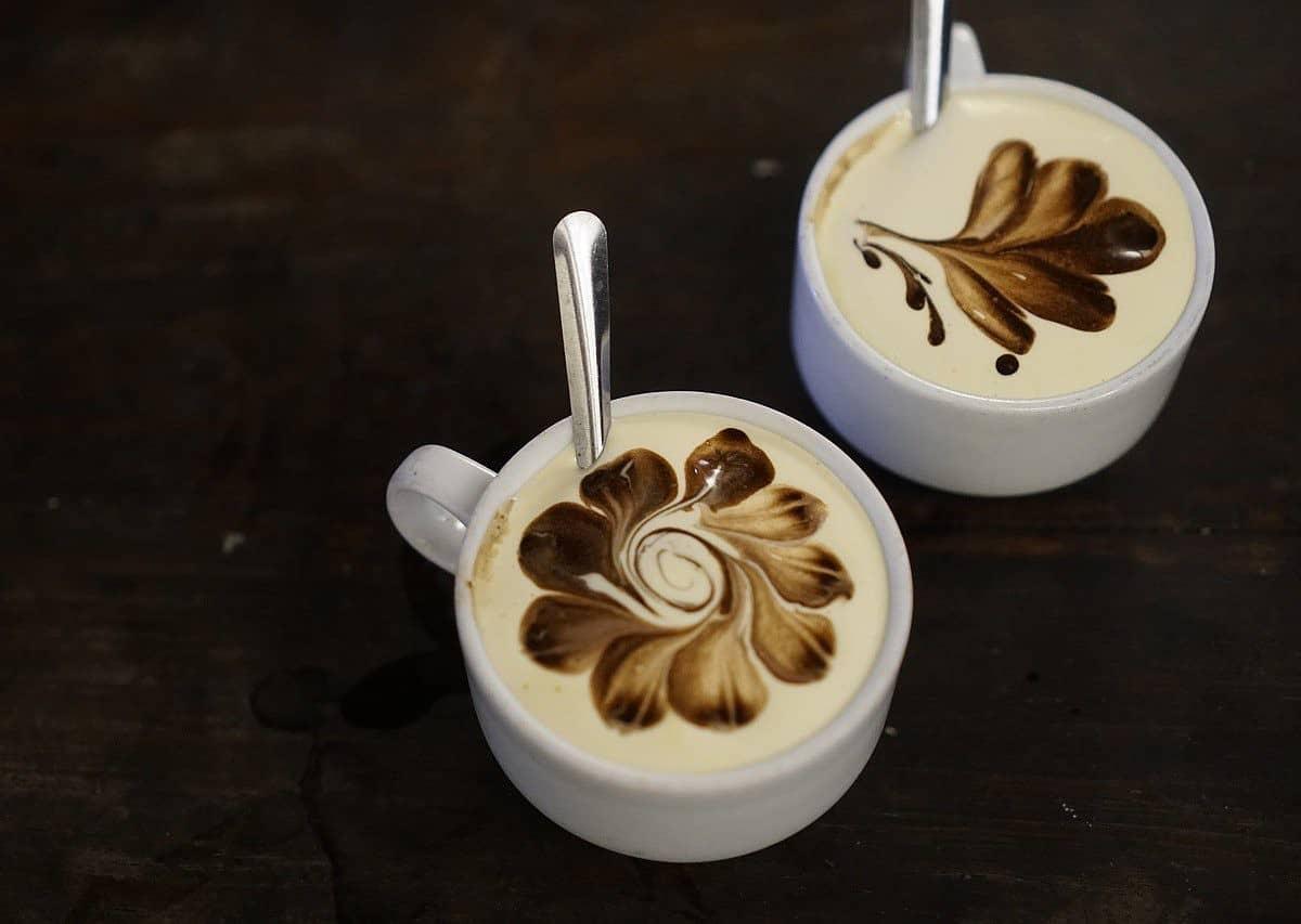 Raw Egg Coffee