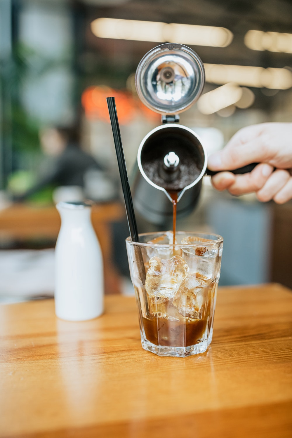 how much caffeine is in cold brew coffee
