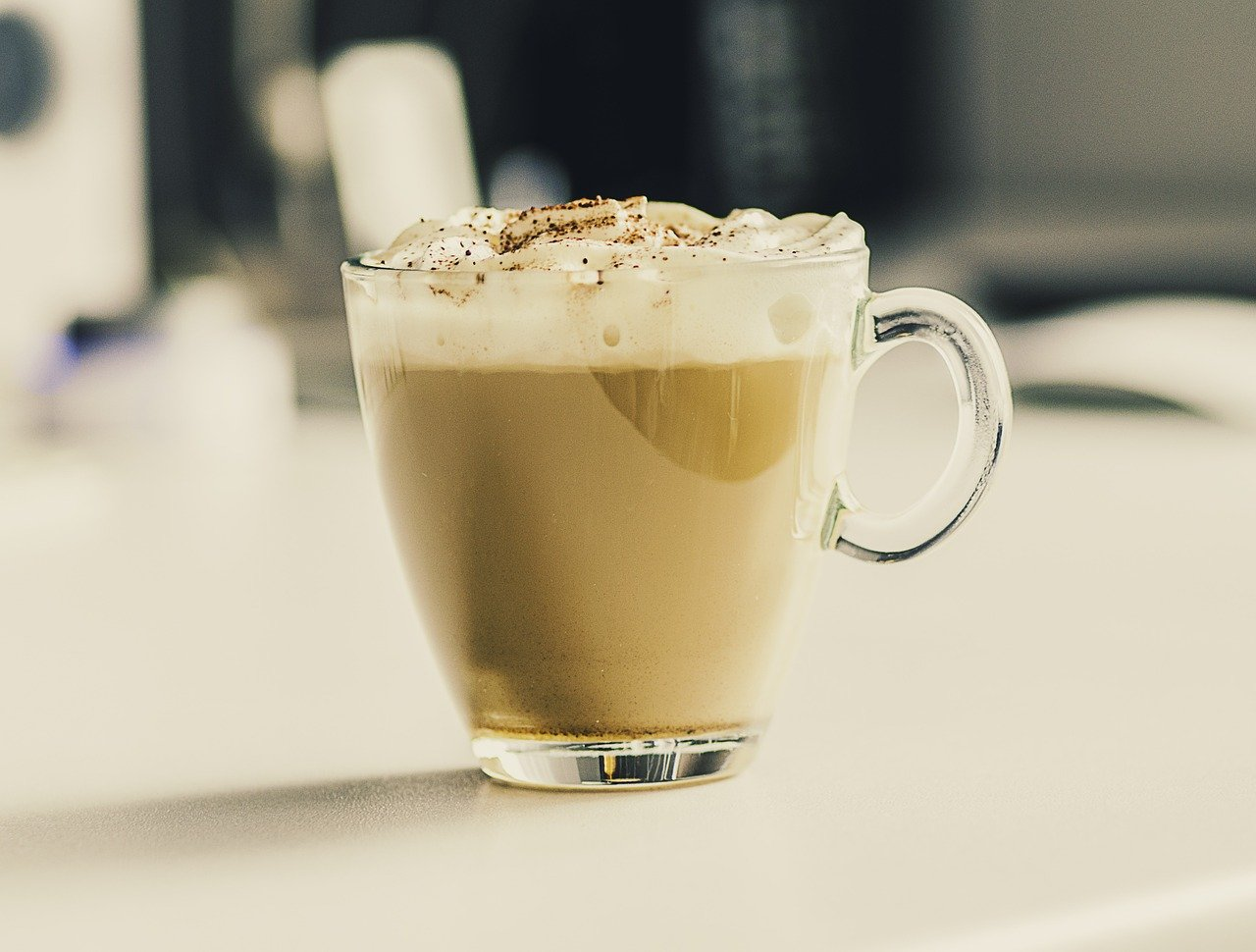 what is the difference between latte and cappuccino